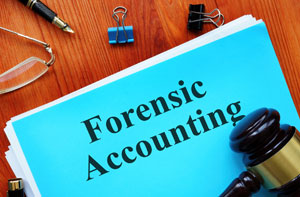 Forensic Accounting Shard End UK